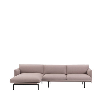 OUTLINE CHAISE LOUNGE FIORD 551