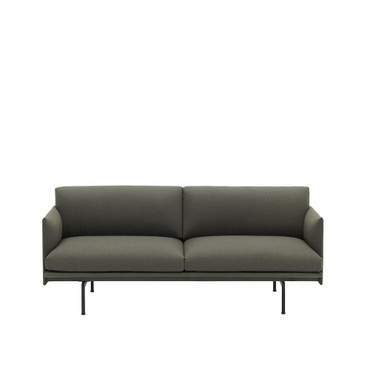 OUTLINE SOFA 2 SEATER FIORD 961