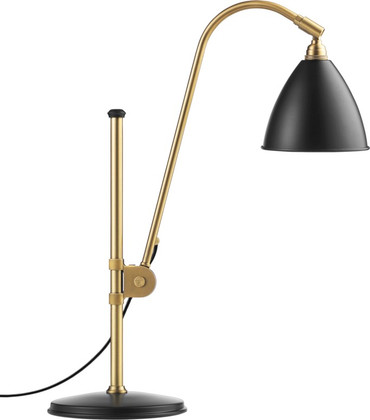 BESTLITE BL1 TABLE LAMP BRASS 16cms Dia