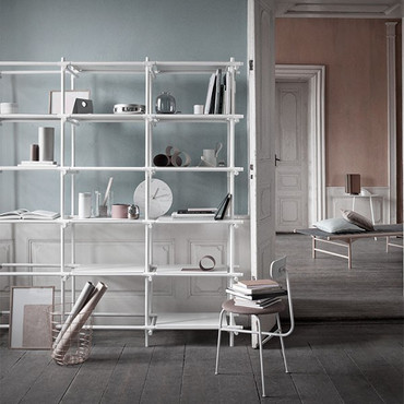 STICK SYSTEM SHELVING -  (From $800)