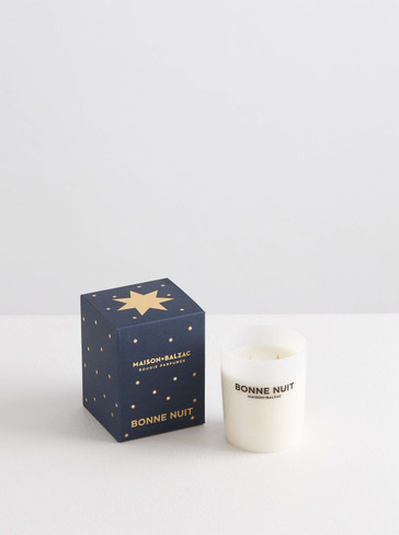 BONNE NUIT SCENTED CANDLE