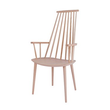 J110 CHAIR NATURAL BEECH