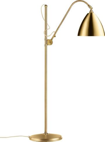 BL3 MEDIUM FLOOR LAMP BRASS BASE