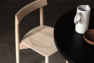 INTRODUCING THE LARA DINING CHAIR /// ERCOL