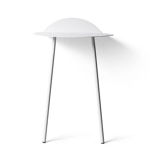 MENU - YEH WALL TABLE TALL - WHITE
