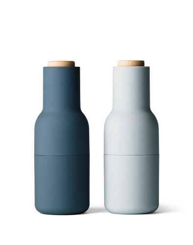 MENU - BOTTLE GRINDER 2 PACK BLUE