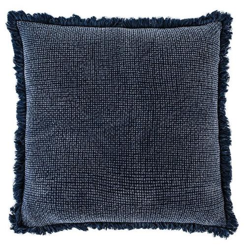 CHELSEA CUSHION NAVY BLUE