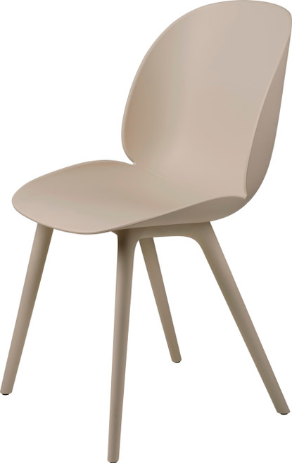 BEETLE DINING CHAIR PLASTIC BASE