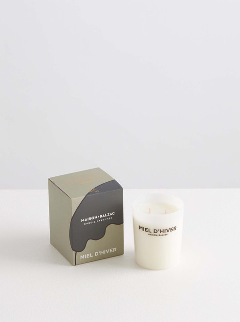 MIEL D'HIVER SCENTED CANDLE