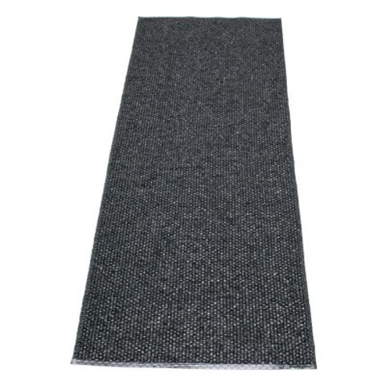 PAPPELINA - SVEA BLACK METALLIC RUG