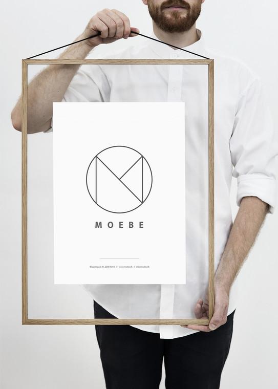 MOEBE - FRAME A2 OAK