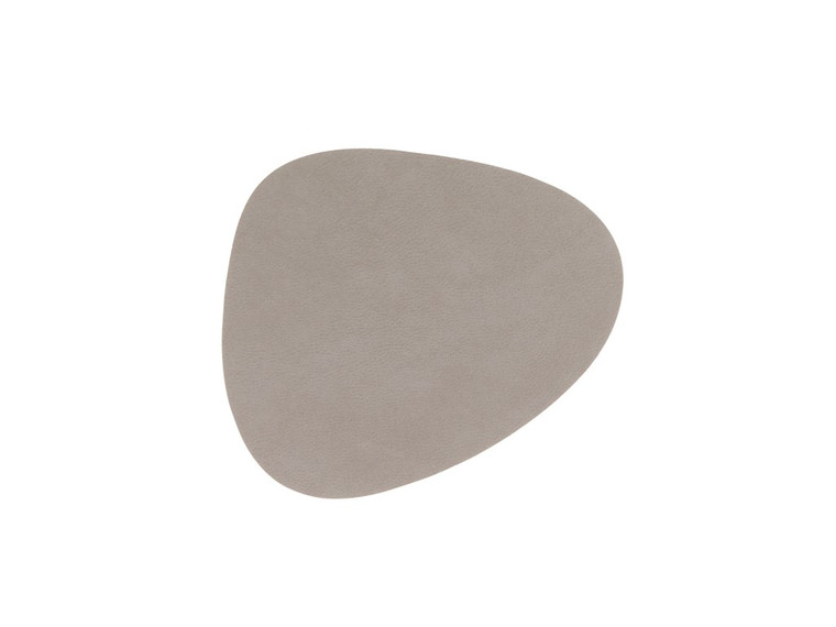 LIND DNA - CURVE GLASS MAT - LIGHT GREY