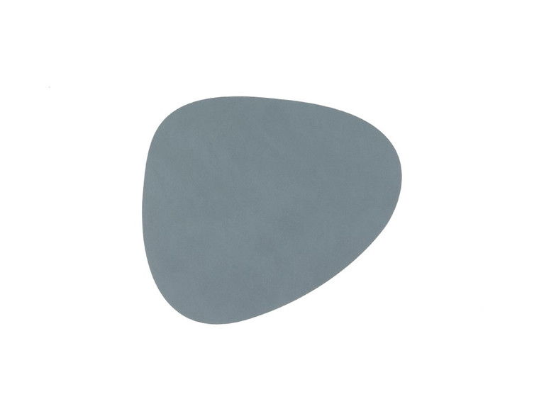 LIND DNA - CURVE GLASS MAT - LIGHT BLUE