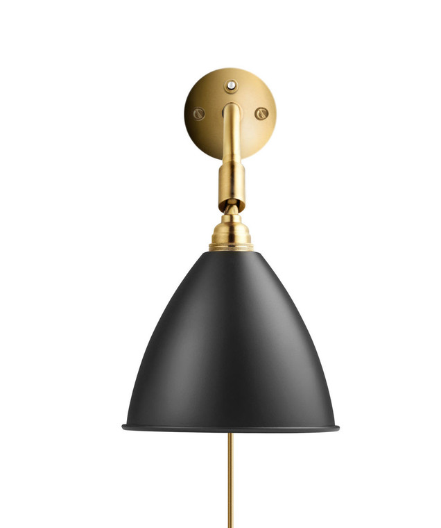 GUBI - BESTLITE BL7 WALL LAMP BRASS (Other Colours Available)