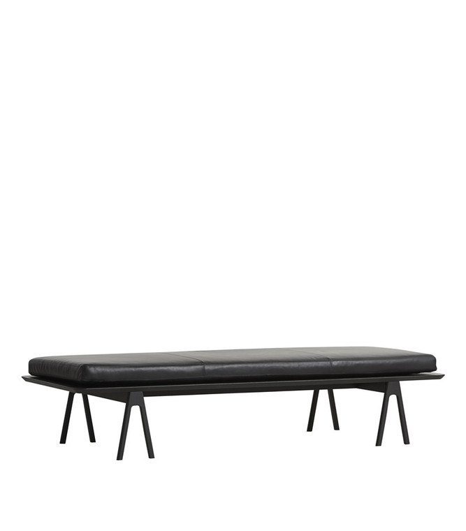 WOUD - LEVEL DAYBED BLACK