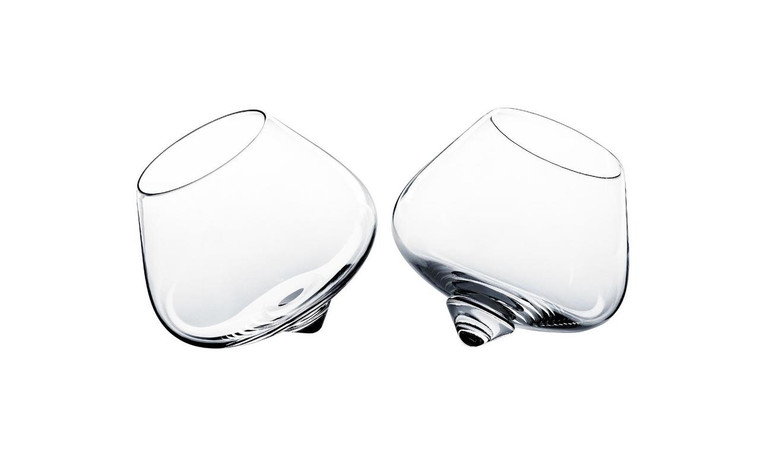 NORMANN COPENHAGEN - COGNAC GLASS 2 PIECES