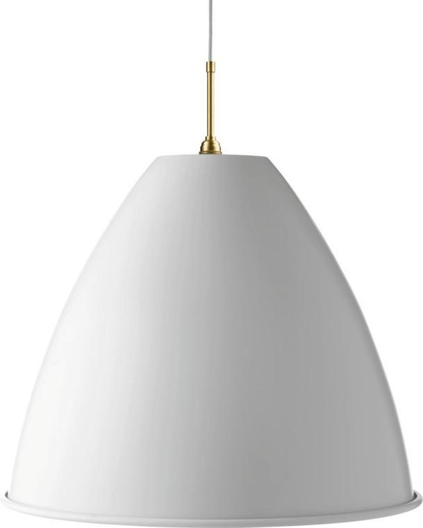 GUBI - BESTLITE PENDANT BL9L Brass Base (VARIOUS COLOURS).
