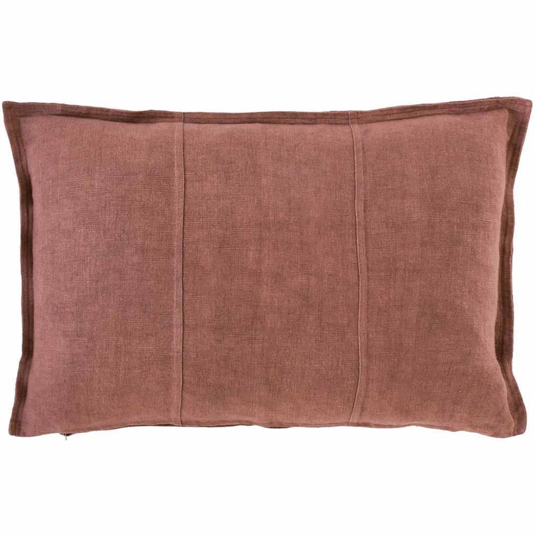 EADIE LIFESTYLE - LUCA RECTANGULAR CUSHION DESERT ROSE