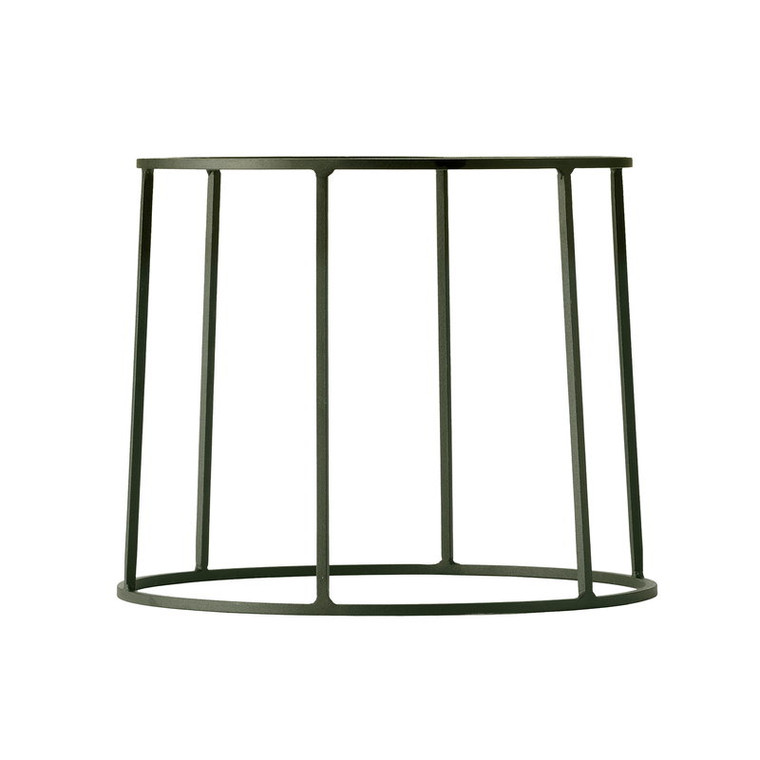 MENU - WIRE PLANT STAND IN OLIVE - SMALL