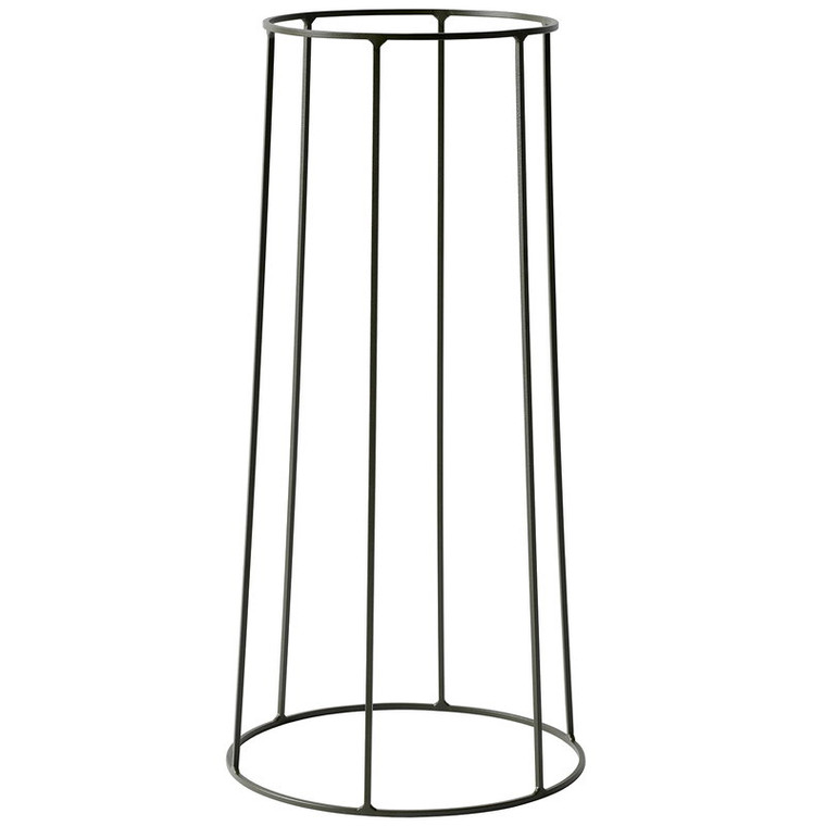 MENU - WIRE PLANT STAND IN OLIVE - LARGE