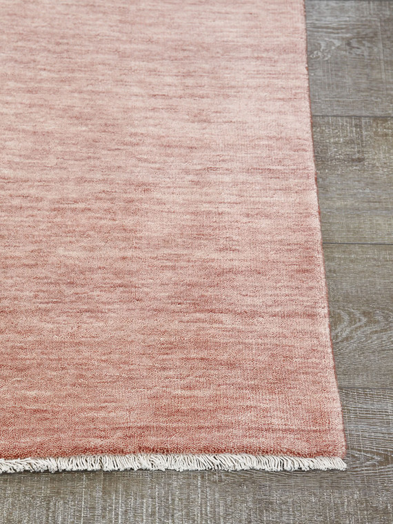THE RUG COLLECTION - DIVA ROSETTA PINK