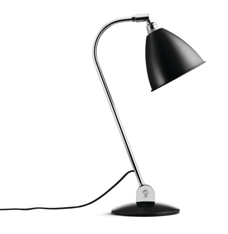 GUBI - BL2 DESK LAMP CHROME (Other colours available)