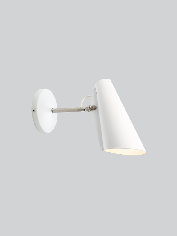 NORTHERN - BIRDY WALL LIGHT SHORT (VARIOUS COLOURS AVAILABLE)