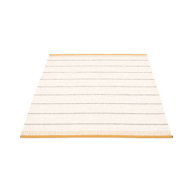 PAPPELINA - BELLE RUG - OCHRE (VARIOUS SIZES)