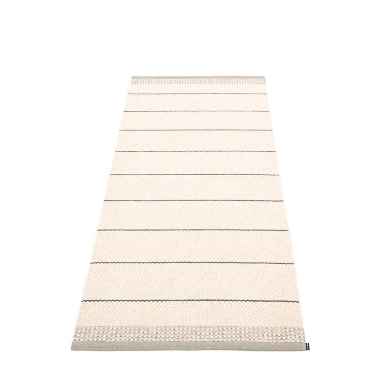 PAPPELINA - BELLE RUG - WARM GREY (VARIOUS SIZES)