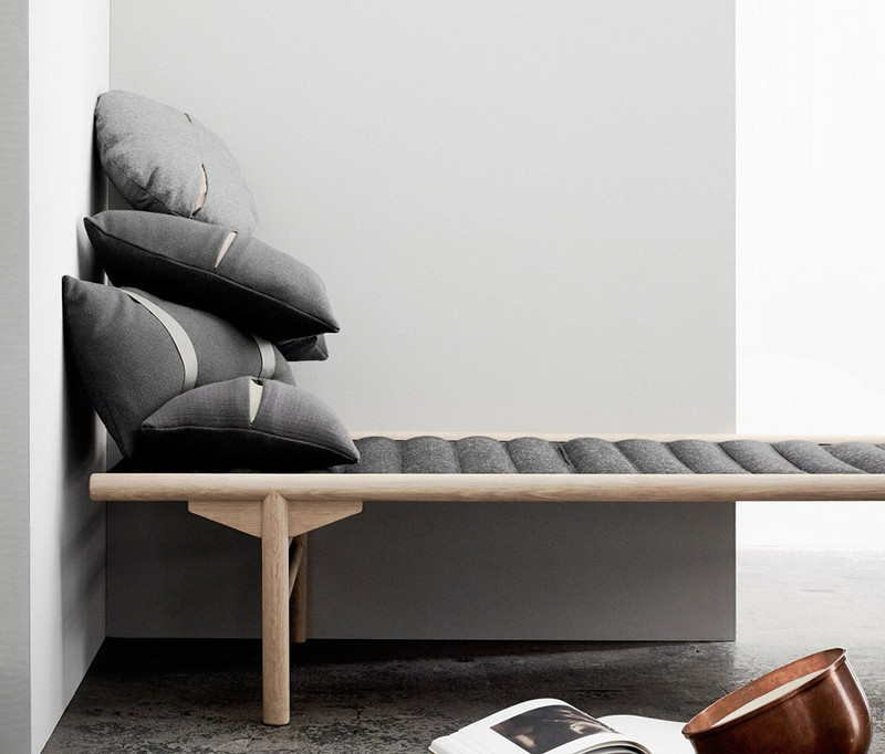 INTRODUCING THE ALIGN DAYBED /// MENU