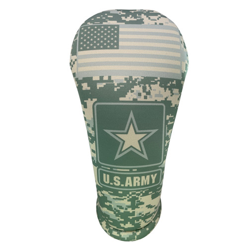 US Army ACU Camo Driver Head Cover from BeeJos - Front