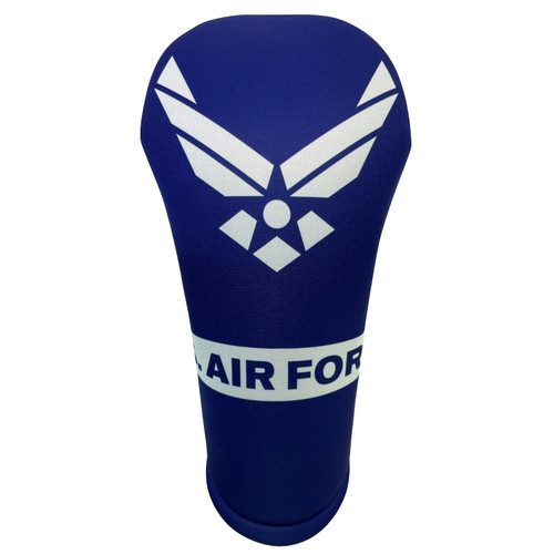 US Air Force Driver Head Cover from BeeJos - Front