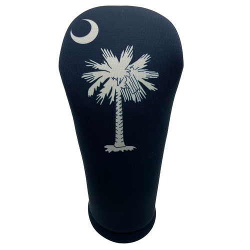 South Carolina State Flag Golf Club Head Cover - Front