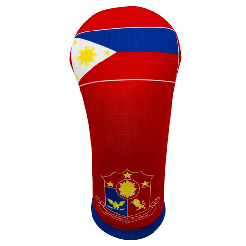 Flag of the Philippines Golf Club Head Cover