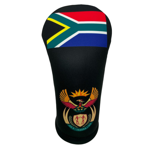 Flag of South Africa Golf Club Head Cover