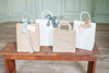 Custom Paper Welcome Tote DIY Kit - Bags, Ribbon, Gift Tags and Itineraries