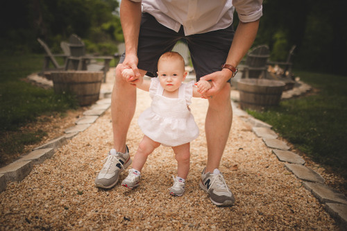 Daddy & Me Session with Eight Eighteen Photography