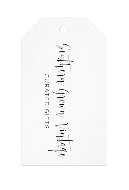 Custom Logo Gift Tags