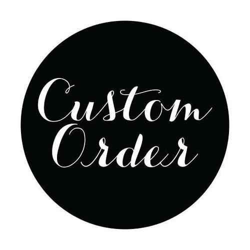 CUSTOM LISTING - Claire