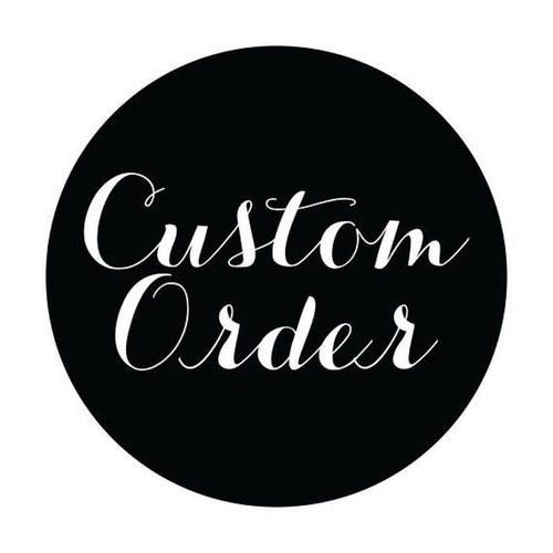CUSTOM LISTING - Cultivated Edits