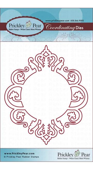 Circular Pendant - Die PPRS-D052