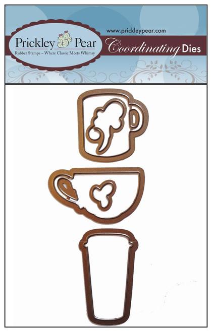 Coffee Cup Die Set