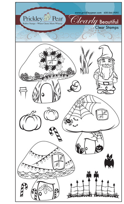 Gnome Homes Fall/Christmas