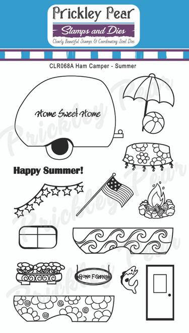 CLR068A Ham Camper - Summer