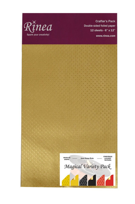 Magical Foiled Paper Variety Pack - Crafter's Pack