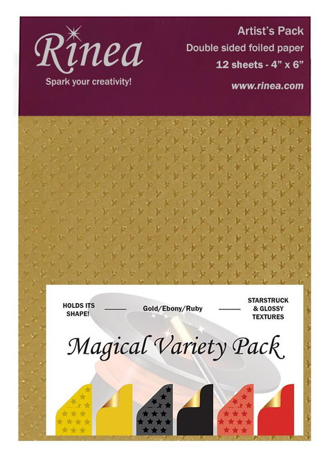 Magical Foiled Paper Variety Pack - Artist's pack