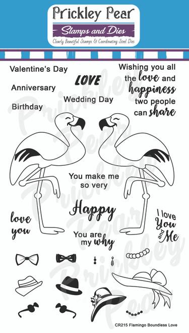 CLR215 Flamingo Boundless Love