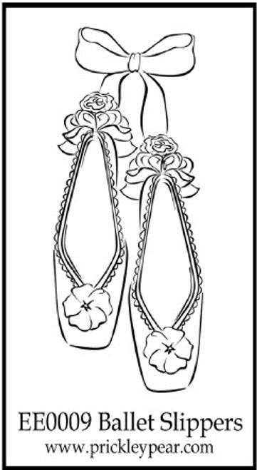Ballet Slippers EE0009