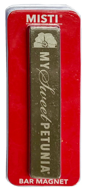 Misti red bar magnet