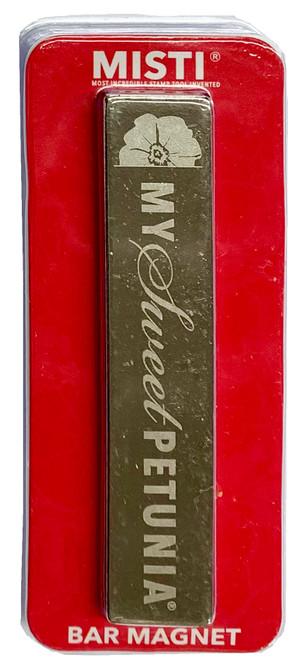 Misti red bar magnet